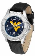West Virginia Mountaineers Competitor AnoChrome Men's Watch