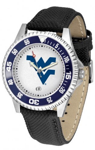 West Virginia Mountaineers Competitor Men's Watch