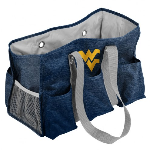 West Virginia Mountaineers Crosshatch Weekend Bag
