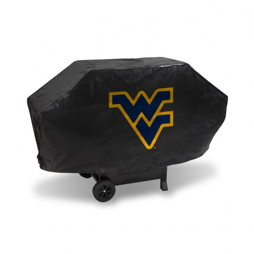 West Virginia Mountaineers Deluxe Padded Grill Cover