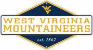 West Virginia Mountaineers Diamond Panel Metal Sign