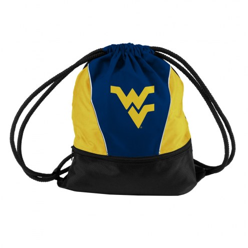 West Virginia Mountaineers Drawstring Bag