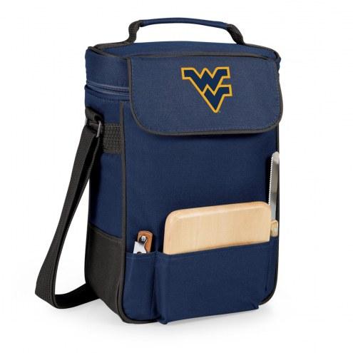 West Virginia Mountaineers Duet Insulated Wine Bag