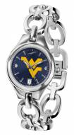West Virginia Mountaineers Eclipse AnoChrome Women's Watch