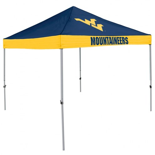 West Virginia Mountaineers Economy Tailgate Canopy Tent