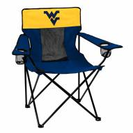 West Virginia Mountaineers Elite Tailgating Chair