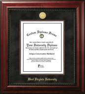 West Virginia Mountaineers Executive Diploma Frame