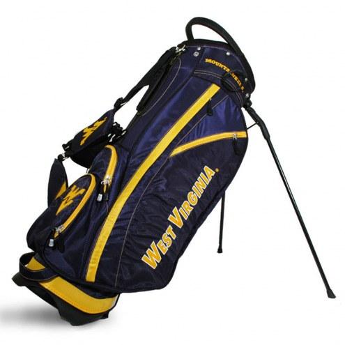 West Virginia Mountaineers Fairway Golf Carry Bag