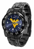 West Virginia Mountaineers Fantom Sport AnoChrome Men's Watch