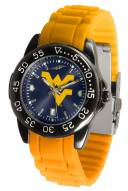 West Virginia Mountaineers Fantom Sport Silicone Men's Watch