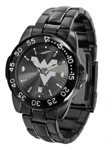 West Virginia Mountaineers FantomSport Men's Watch