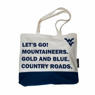 West Virginia Mountaineers Favorite Things Tote