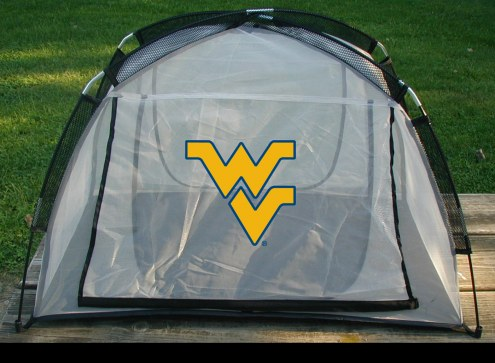 West Virginia Mountaineers Food Tent