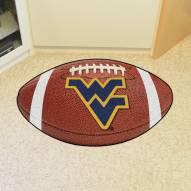 West Virginia Mountaineers Football Floor Mat