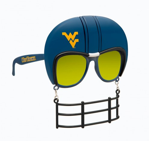 West Virginia Mountaineers Game Shades Sunglasses