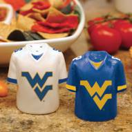 West Virginia Mountaineers Gameday Salt and Pepper Shakers
