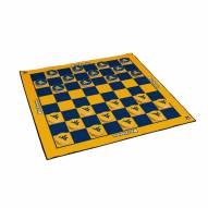 West Virginia Mountaineers Giant Checkers