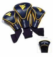 West Virginia Mountaineers Golf Headcovers - 3 Pack