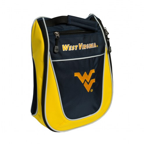 West Virginia Mountaineers Golf Shoe Bag