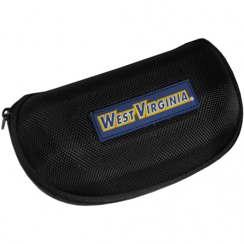 West Virginia Mountaineers Hard Shell Sunglass Case