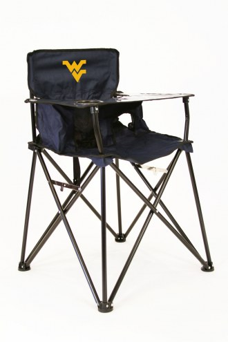 West Virginia Mountaineers High Chair