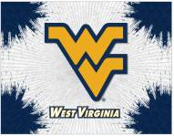 West Virginia Mountaineers Logo Canvas Print