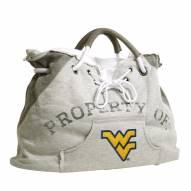 West Virginia Mountaineers Hoodie Tote Bag