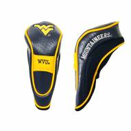 West Virginia Mountaineers Hybrid Golf Head Cover