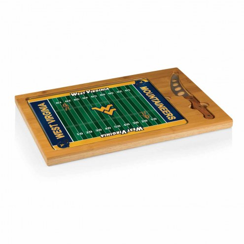 West Virginia Mountaineers Icon Cutting Board