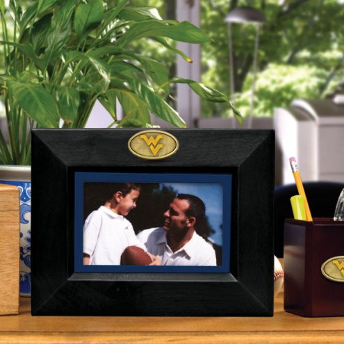 West Virginia Mountaineers Landscape Picture Frame