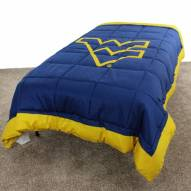 West Virginia Mountaineers Light Comforter