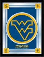 West Virginia Mountaineers Logo Mirror