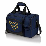 West Virginia Mountaineers Malibu Picnic Pack