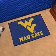 West Virginia Mountaineers Man Cave Starter Mat