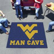 West Virginia Mountaineers Man Cave Tailgate Mat