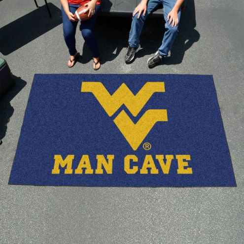 West Virginia Mountaineers Man Cave Ulti-Mat Rug
