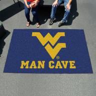 West Virginia Mountaineers Man Cave Ulti-Mat Rug