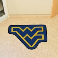 West Virginia Mountaineers Mascot Mat