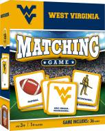 West Virginia Mountaineers Matching Game