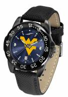 West Virginia Mountaineers Men's Fantom Bandit AnoChrome Watch
