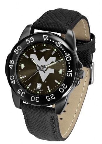 West Virginia Mountaineers Men's Fantom Bandit Watch