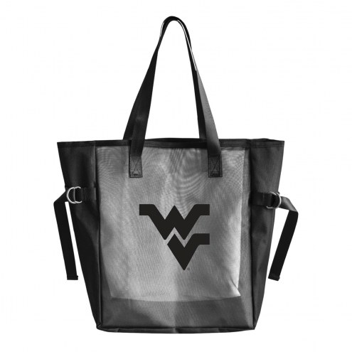 West Virginia Mountaineers Mesh Tailgate Tote