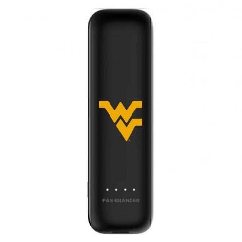 West Virginia Mountaineers mophie Power Boost Mini Portable Battery
