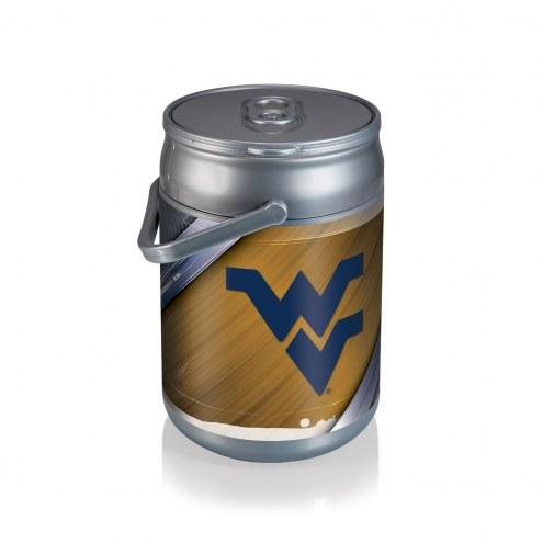 West Virginia Mountaineers NCAA Can Cooler