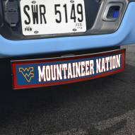 West Virginia Mountaineers NCAA Light Up Hitch Cover
