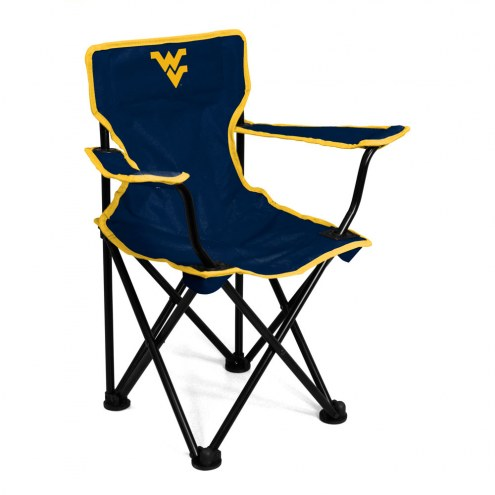 West Virginia Mountaineers NCAA Toddler Folding Chair