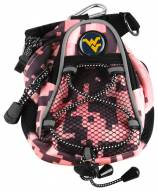 West Virginia Mountaineers Pink Digi Camo Mini Day Pack