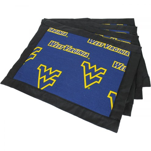 West Virginia Mountaineers Placemats