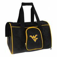 West Virginia Mountaineers Premium Pet Carrier Bag