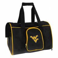 West Virginia Mountaineers Premium Pet Carrier Bag